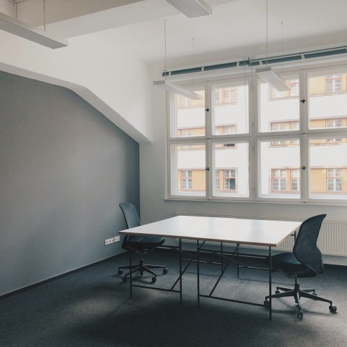 24qm Buero b+office Coworking Space Berlin Kreuzberg für Teamplayer