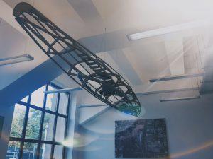 Interior Design bei b+office Berlin Kreuzberg Coworking Space