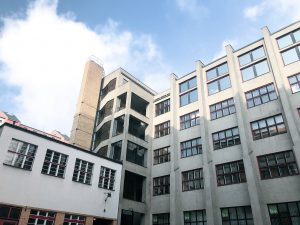b+office Coworking Space Berlin Kreuzberg Gebäude